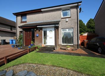 Thumbnail 2 bed semi-detached house to rent in Gavin Place, Livingston