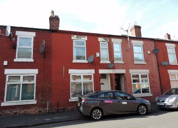 Thumbnail 2 bedroom terraced house for sale in Crondall Street, Moss Side, Manchester