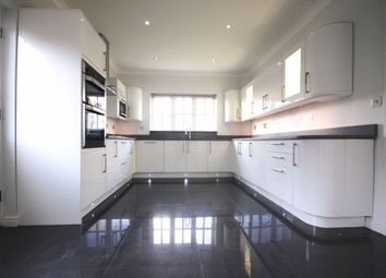 Thumbnail 6 bed detached house to rent in The Fielders, Eversley, Hook