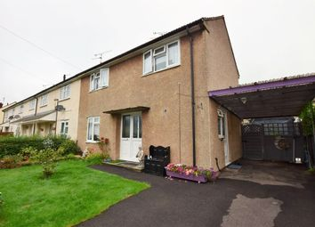 Thumbnail 2 bed semi-detached house for sale in Clayton Road, Farnborough
