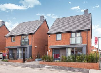 Thumbnail 3 bedroom link-detached house for sale in Oakhill Drive, Marksbury Road, Bristol