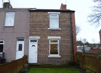 Thumbnail 2 bed end terrace house for sale in New Row, Eldon, Bishop Auckland