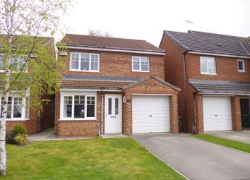 Thumbnail 3 bed detached house for sale in Aintree Drive, Bishop Auckland