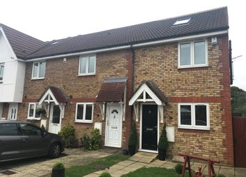 Thumbnail 2 bed terraced house to rent in Bexley Gardens, Chadwell Heath, Essex