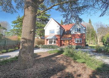 Thumbnail 4 bed detached house for sale in Red House Lane, Almondsbury, Bristol