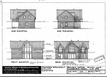 Thumbnail 4 bed detached bungalow for sale in Kennel Lane, Harpenden, Hertfordshire