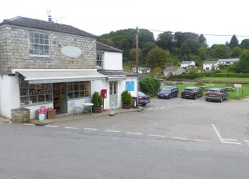 Thumbnail Retail premises for sale in Fore Street, Lerryn, Nr Lostwithiel