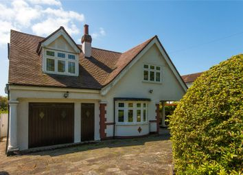 Thumbnail 5 bed detached house for sale in The Ridgeway, Cuffley, Potters Bar, Hertfordshire
