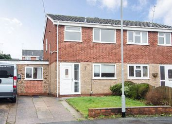 3 bed semi-detached house for sale in Fairmount Way, Etching Hill, Rugeley WS15
