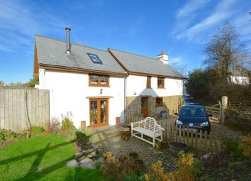 Thumbnail 3 bed barn conversion for sale in Eworthy, Beaworthy