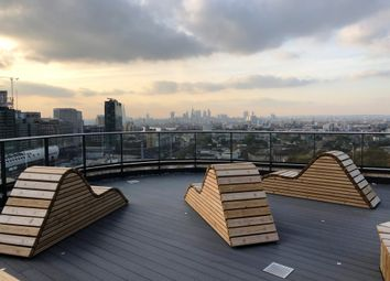 Thumbnail 1 bed flat for sale in 18 Williamsburg Plaza, London