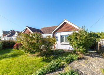 Thumbnail 4 bed detached bungalow for sale in South Drive, Ferring, West Sussex