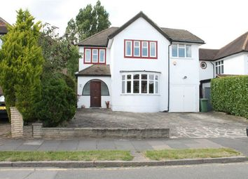 5 bed detached house for sale in Snaresbrook Drive, Stanmore, Middlesex HA7