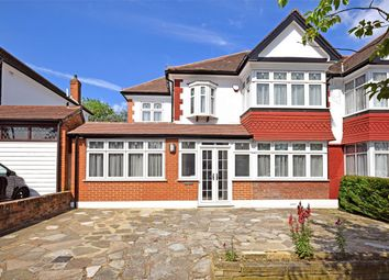 6 bed semi-detached house for sale in The Fairway, Wembley, Middlesex HA0