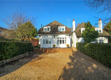Thumbnail 4 bed detached house for sale in Heatherley Road, Camberley, Surrey