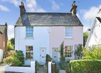 Thumbnail 2 bed semi-detached house for sale in Western Road, Hurstpierpoint, Hassocks, West Sussex