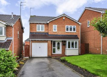 Thumbnail 4 bed detached house for sale in Briarwood Close, Outwood, Wakefield