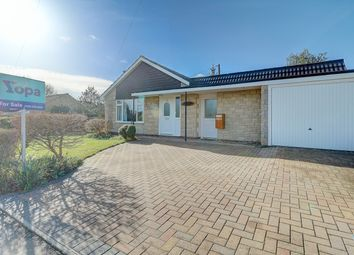 Thumbnail 3 bed detached bungalow for sale in Meadow Close, Henstridge, Templecombe