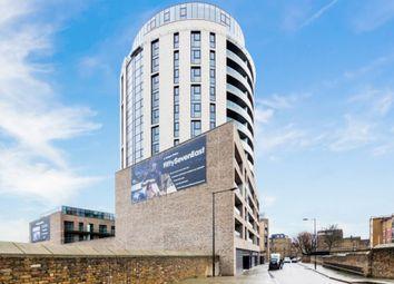 Thumbnail 1 bed flat to rent in Kingsland High Street, Hackney, London