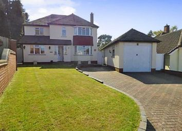 Thumbnail 4 bed detached house for sale in Foxlands Avenue, Wolverhampton, West Midlands