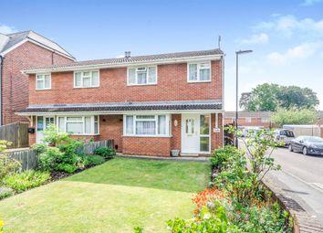 Thumbnail 3 bed semi-detached house for sale in Regents Park Road, Regents Park, Southampton