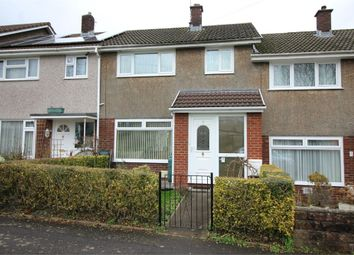 Thumbnail 3 bed terraced house for sale in Fairwater Way, Fairwater, Cwmbran