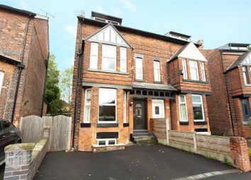 Thumbnail 4 bed semi-detached house for sale in Gilda Crescent Road, Eccles, Manchester, Greater Manchester