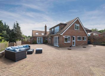 Thumbnail 4 bed detached house for sale in Windmill Lane, Widmer End, High Wycombe