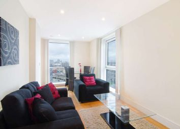Thumbnail 1 bed flat to rent in Preston Road, Wharfside Point South, Canary Wharf
