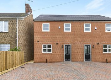 Thumbnail 3 bed semi-detached house to rent in Low Dyke Street, Trimdon Colliery, Trimdon Station