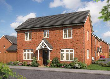 "Thumbnail 3 bedroom semi-detached house for sale in ""The Spruce "" at Edwalton, Nottinghamshire, Edwalton"