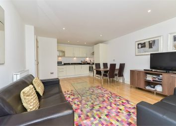 Thumbnail 1 bed flat to rent in Denison House, 20 Lanterns Way, Canary Wharf, London, UK