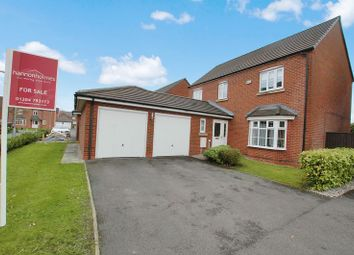 Thumbnail 4 bed detached house for sale in Williams Street, Little Lever, Bolton