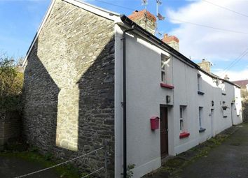 Thumbnail 1 bedroom terraced house for sale in Llanrhystud, Ceredigion