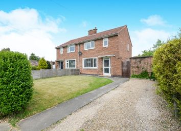 Thumbnail 2 bed semi-detached house for sale in Wains Road, York