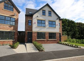 Thumbnail 4 bed semi-detached house for sale in Plot 9, Birkdale Place, 37 Warren Court