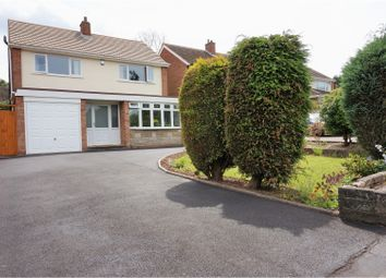 Thumbnail 3 bed detached house for sale in Knights Avenue, Wolverhampton