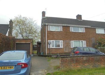 Thumbnail 3 bed semi-detached house for sale in Brompton Road, Northallerton