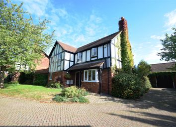 Thumbnail 4 bed detached house for sale in Holmwood Gardens, Westbury-On-Trym, Bristol