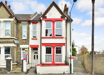 Thumbnail 4 bed end terrace house for sale in Balmoral Road, Gillingham, Kent