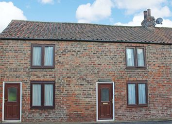 Thumbnail 3 bed end terrace house for sale in Front Street, Langtoft, Driffield, East Riding Of Yorkshire