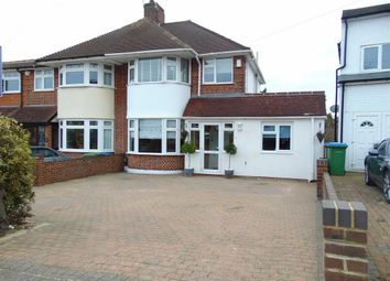 Thumbnail 5 bedroom semi-detached house for sale in Domonic Drive, New Eltham, London