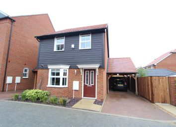 Thumbnail 3 bed detached house to rent in Merriall Close, Castle Hill, Ebbsfleet Valley, Swanscombe