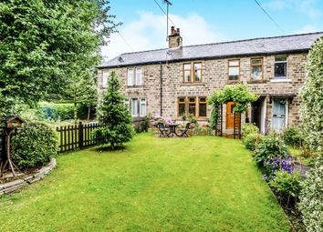 Thumbnail 3 bed terraced house for sale in Council Terrace, Honley, Holmfirth