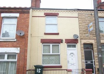 Thumbnail 2 bed terraced house for sale in Villiers Street, Stoke, Coventry
