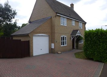 Thumbnail 3 bed detached house to rent in Ventura Close, Methwold