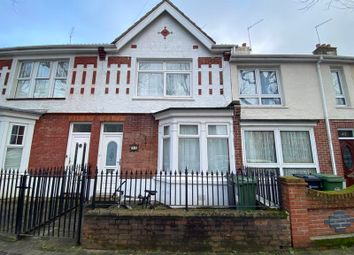 Thumbnail 3 bed terraced house to rent in Curzon Howe Road, Portsmouth