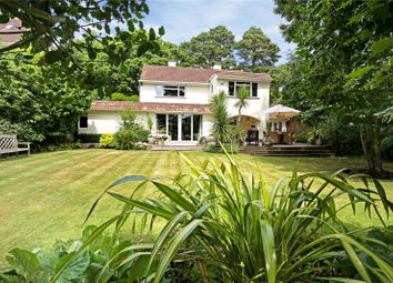 Thumbnail 3 bed detached house for sale in Buccleuch Road, Branksome Park, Poole, Dorset