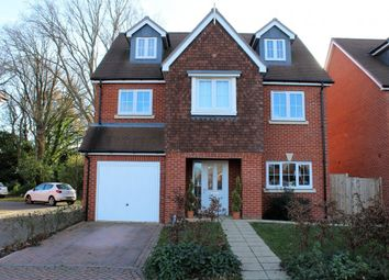 Thumbnail 5 bed detached house for sale in Ash Green, Ash Green