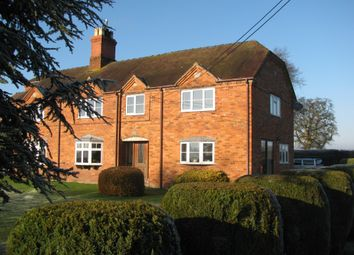 Thumbnail 3 bed semi-detached house to rent in The Lowe, Wem